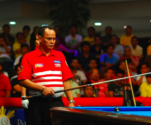 It's yet another title for legendary Pinoy cueist Francisco Bustamante