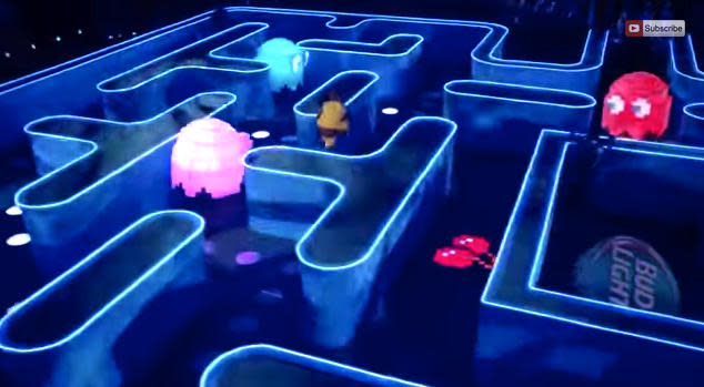 Bud Light's Super Bowl ad makes us wish we were Pac-Man