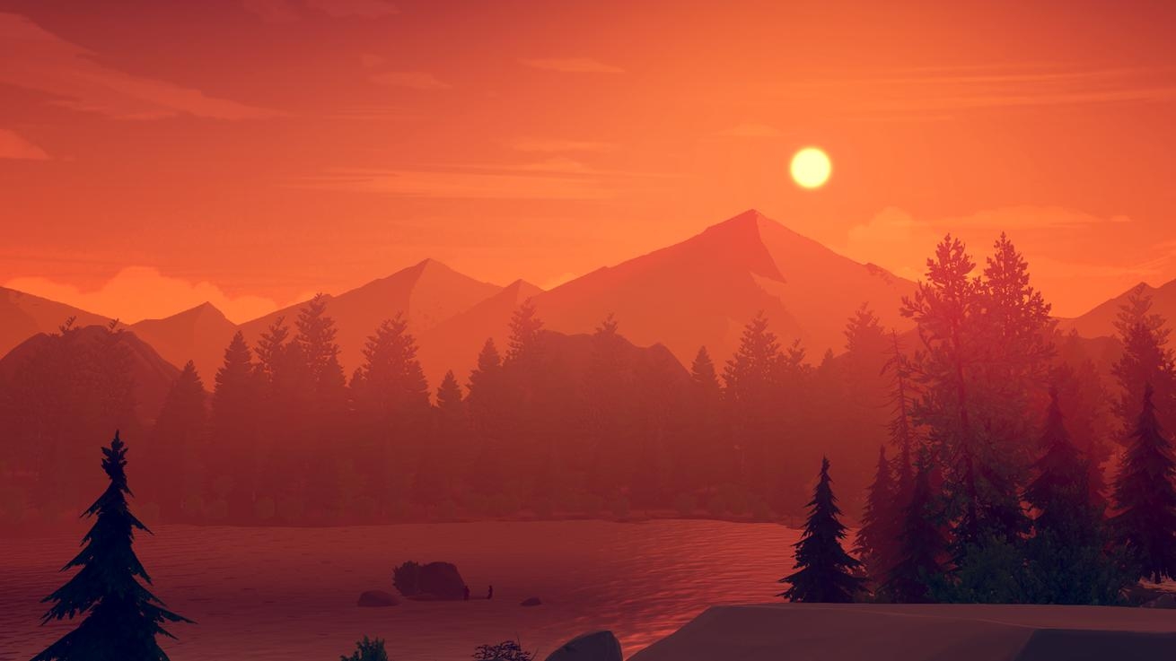 Firewatch is burning down our game review podcast, Quality Control