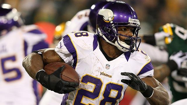 Will Adrian Peterson have post 2,000 yard drop-off?