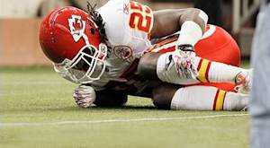 Chiefs sure to address running back this offseason