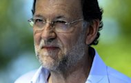 Spanish Prime Minister Mariano Rajoy said he will not accept a bailout that tells him where to cut spending, and he ruled out cutting pensions