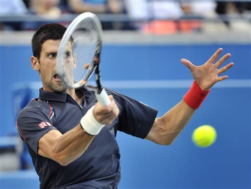 Djokovic wins second straight Rogers Cup title