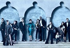Kardashian Family Christmas Card | Photo Credits: Kardashian Family Christmas Card