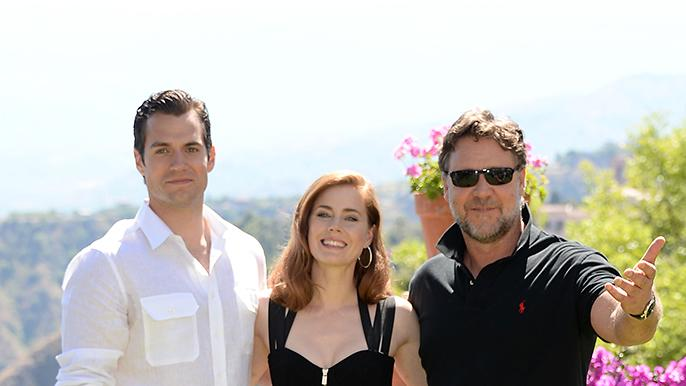 'Man of Steel' Photocall - Taormina Filmfest 2013