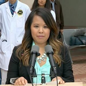 Why the Dallas Nurse Who Survived Ebola is Suing Hospital