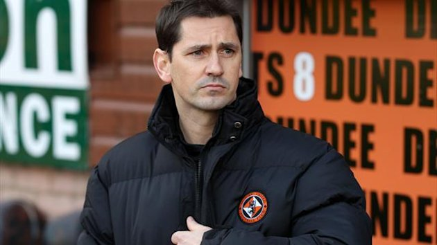 Jackie McNamara felt his side should have beaten Inverness