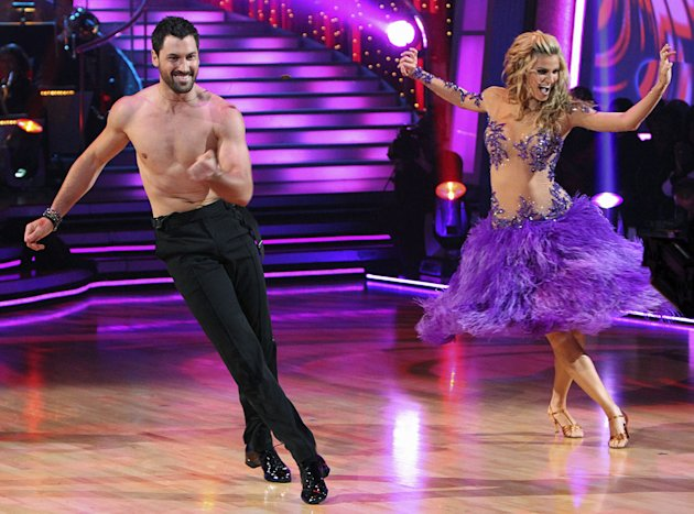 Maksim Chmerkovskiy and Erin&nbsp;&hellip;