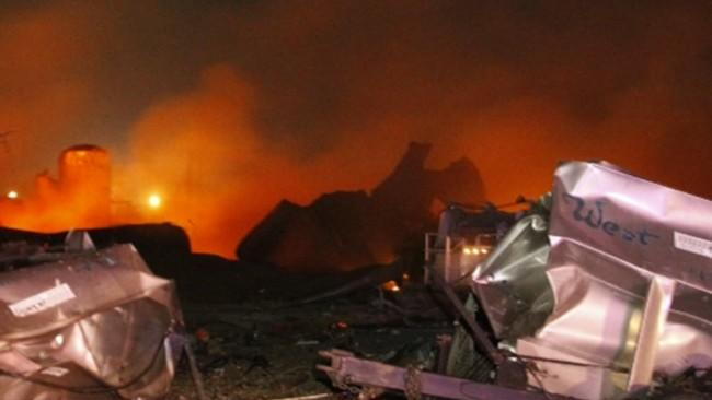 'Significant Devastation' in West, Texas, Explosion