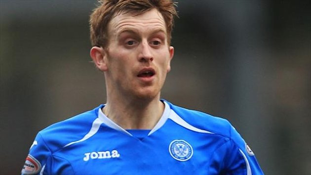 Liam Craig hit the only goal of the game for St Johnstone