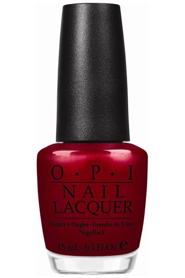 OPI Danke Shiny-Red