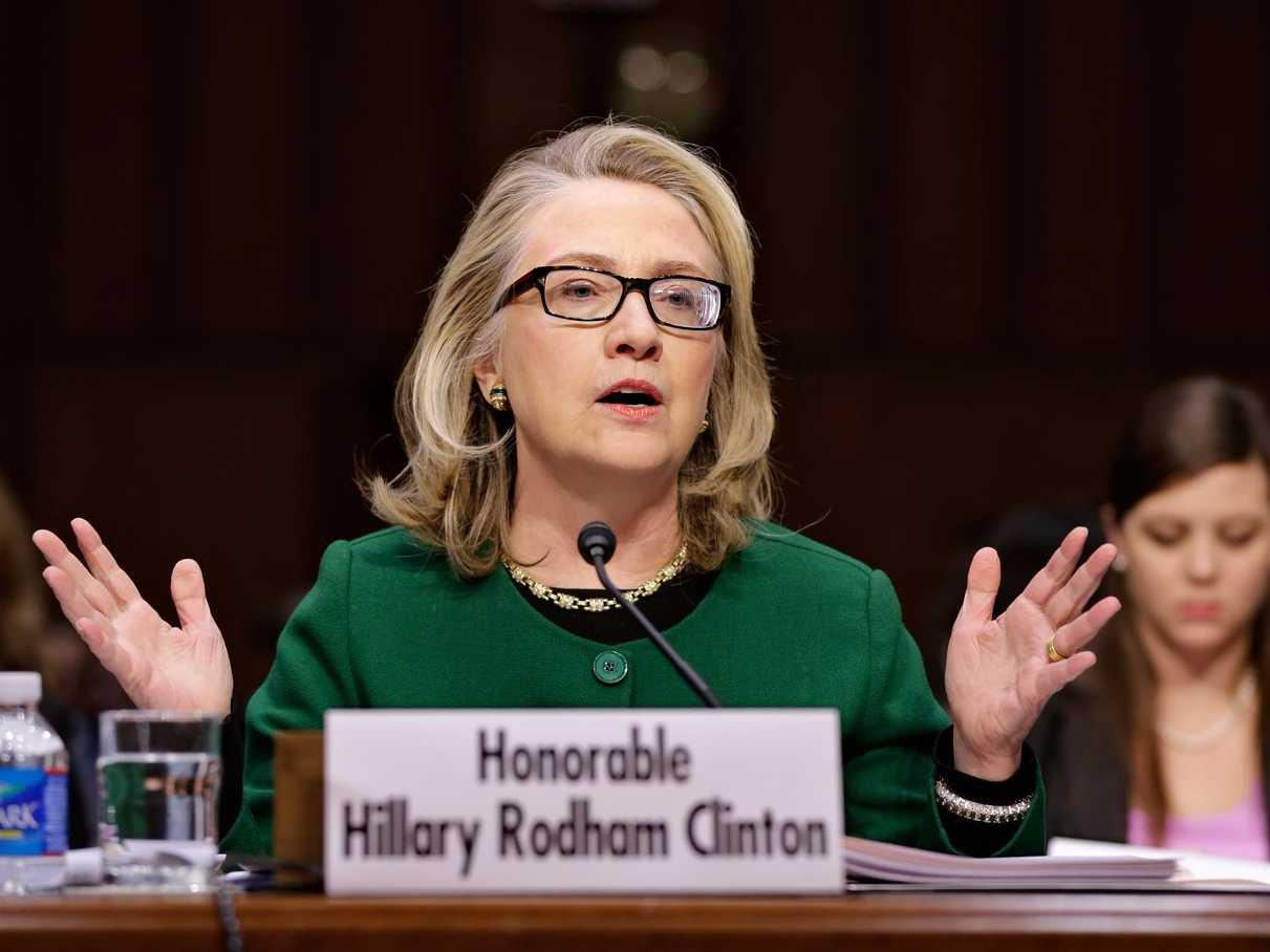The New York Times just released hundreds of pages of Hillary Clinton's Benghazi emails