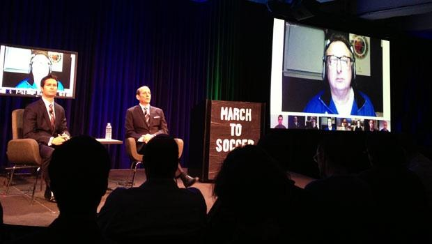 Expansion, refs, Cascadia: MLS Commissioner Don Garber covers it all in annual address