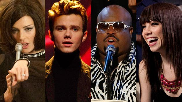 TV's Memorable Musical Moments of 2012