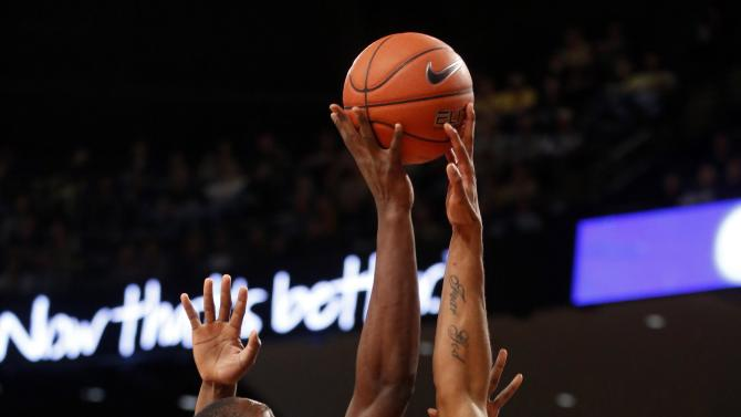 NCAA Basketball: Wake Forest at Georgia Tech