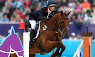 Olympics: Britons Eventing Team Win Silver