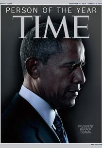 President Barack Obama | Photo Credits: Time Magazine