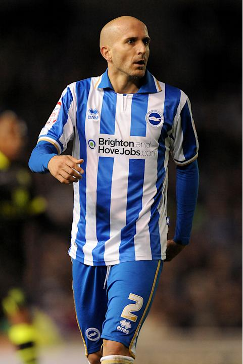 Bruno has excelled for Brighton this season