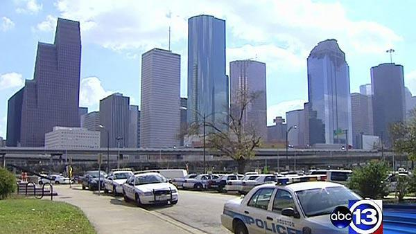 Houston leaders say crime rate is down
