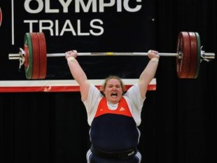 Holley Mangold, Team USA
