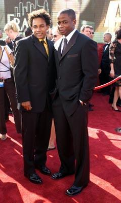 Hill Harper, Dule Hill 55th Annual Emmy Awards - 9/21/2003
