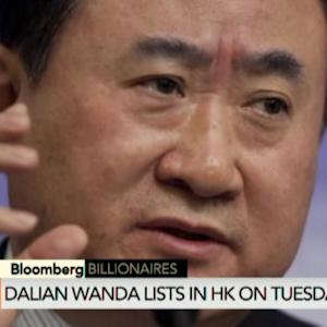 China's Wang Jianlin Climbs Asia's Rich List