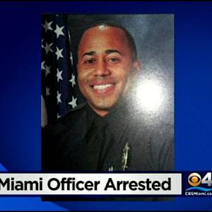 Miami Officer Accused Of Helping Drug Traffickers