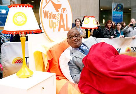 Al Roker Oversleeps for First Time in 39 Years, Misses Morning Show