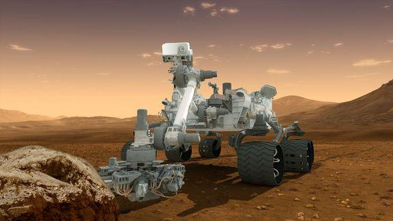 New Rover Could Seek Evidence of Ancient Mars Life Just Below Surface: Study