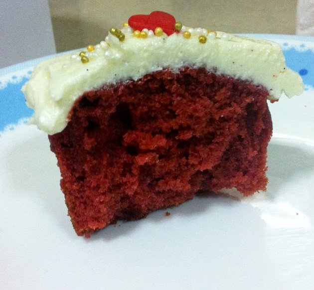 Not quite a Red Velvet Cake recipe