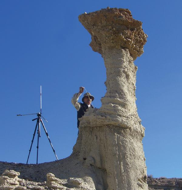 Eerie Rock Towers Are Earthquake Sensors
