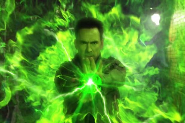 'Power Rangers' Star Jason David Frank Reprises Green Ranger Role to Face Off Against 'Street Fighter' Ryu (Video)