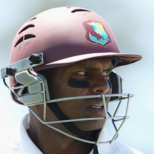 Shivnarine Chanderpaul: Moving along nicely
