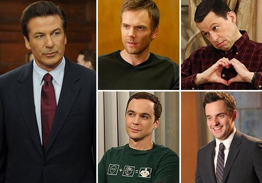 Emmys 2013: The Lead Comedy Actor Race in Review, Including Our 6 Dream Nominees