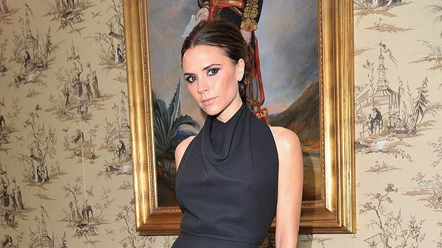 Victoria Beckham British Fashion Awards