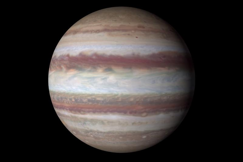 NASA shows off new 4K views of Jupiter