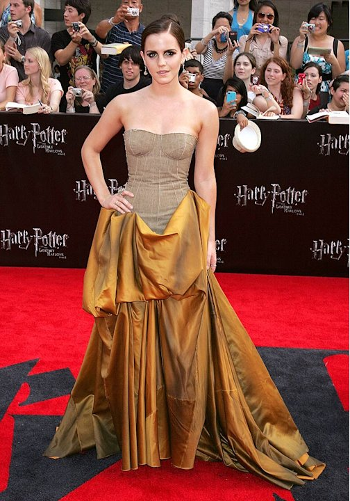 Emma Watson Harry Potter Pr