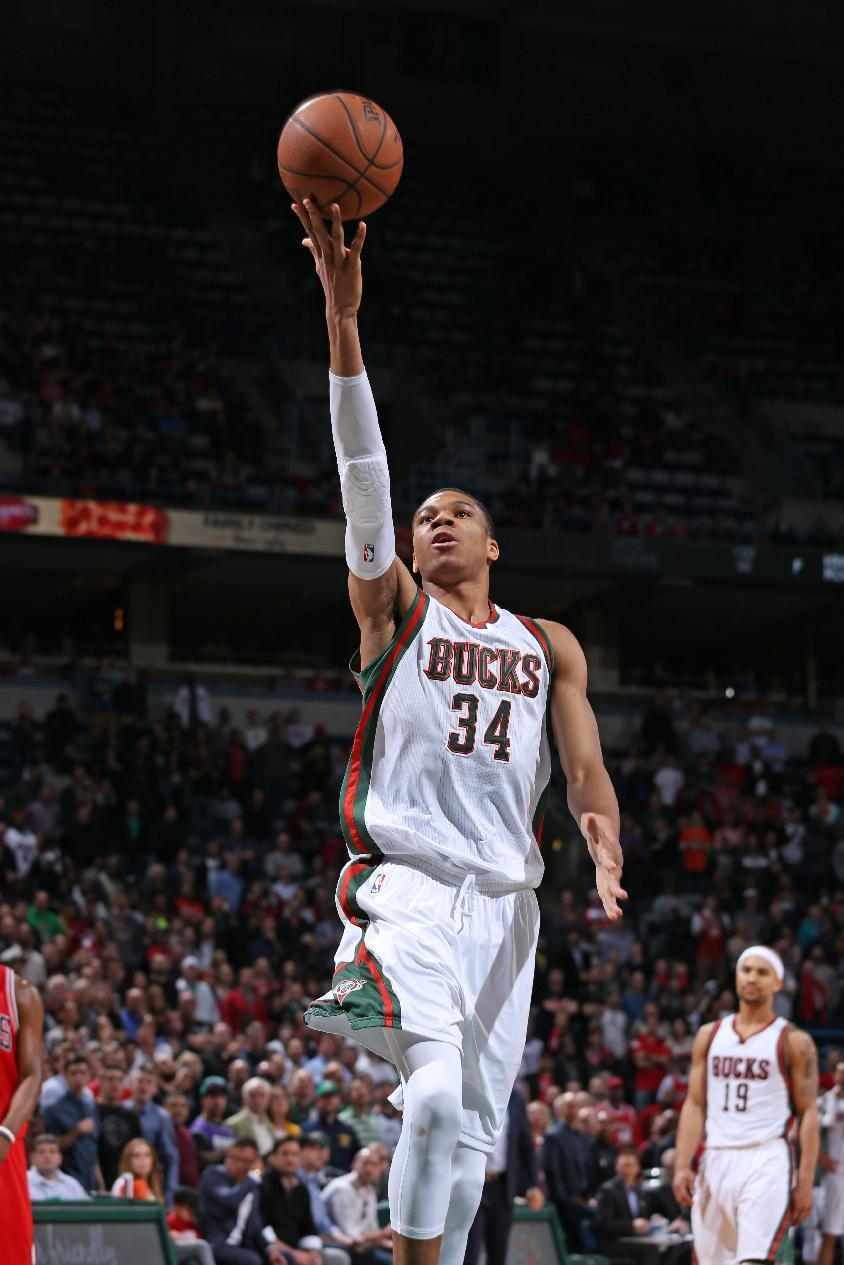 Carter-Williams leads Bucks to 95-91 victory over Bulls