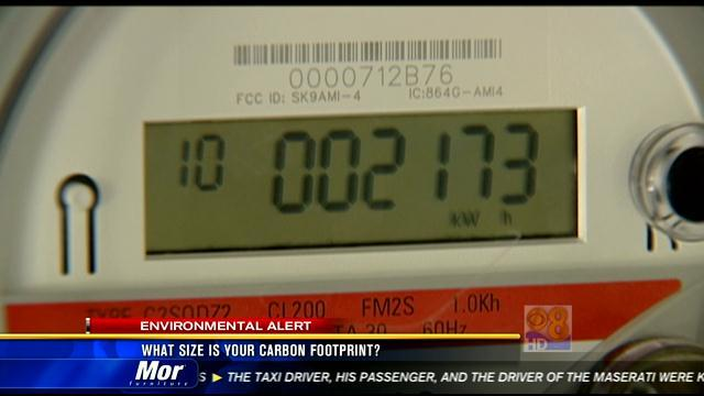 What size is your carbon footprint?
