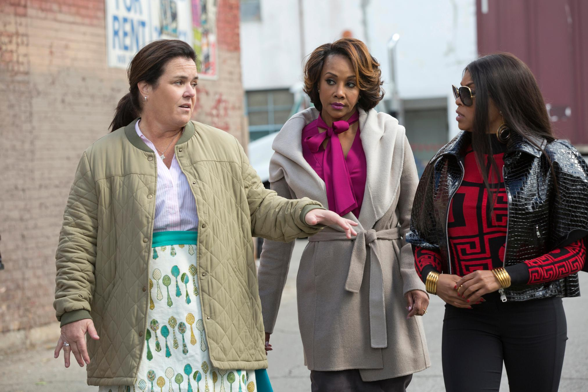 'Empire' Recap: Riding the Bus with Cookie's Sister