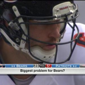 Chicago Bears down