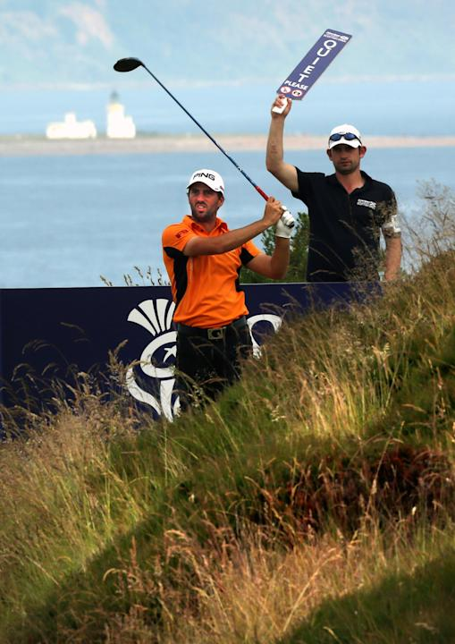 Golf - 2013 Aberdeen Asset Management Scottish Open - Day One - Castle Stuart Golf Course