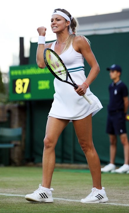 The Championships - Wimbledon 2012: Day Five
