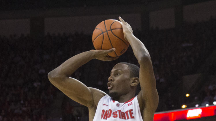NCAA Basketball: Michigan St at Ohio State