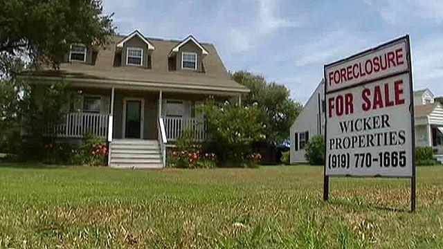 Foreclosure increases have homeowners worried