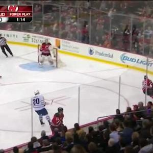 Eric Gelinas Hit on David Booth (02:38/2nd)
