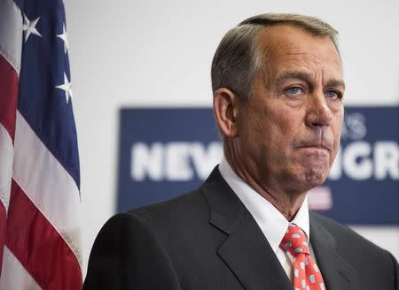 House Speaker Boehner acknowledges 'stumbles'