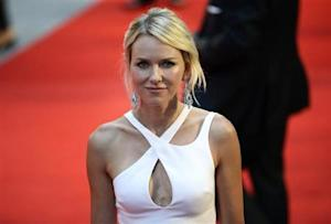"Naomi Watts arrives for the world premiere of ""Diana"" at Leicester Square in London"