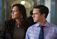 Mariska Hargitay, Ra&#xFA;l Esparza  | Photo Credits: Michael Parmelee/NBC