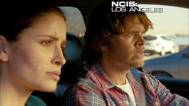 NCIS: Los Angeles - I Have You Covered
